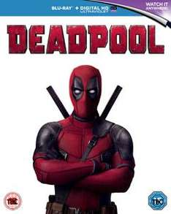 Précommande Blu-ray : Deadpool