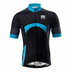 Maillot de vélo Santini Drago pour Homme