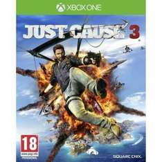Jeu Just Cause 3 sur Xbox One