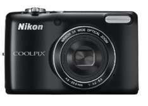 Nikon Coolpix L26 16Mpix Zoom Optique 5x Noir