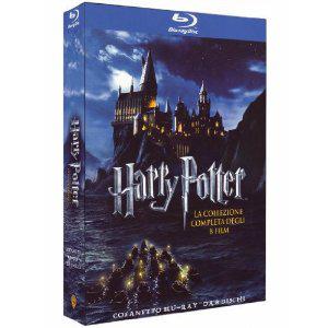 Harry Potter Edition Complète 8 Blu-Rays en français - (frais de port 7€)