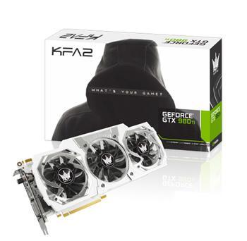Carte Graphique KFA2 - GeForce GTX 980Ti HOF 6 Go GDDR5 + Jeu Tom Clancy's the Division