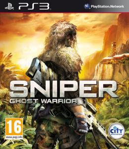 Sniper Ghost Warrior sur PS3