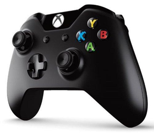 Manette Sans Fil Microsoft pour Xbox One - Edition 2015 (Avec prise jack)
