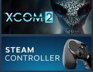 Xcom 2 sur PC (Dématérialisé) + Manette Steam Controller