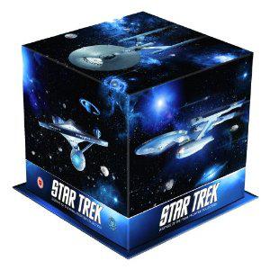 Star trek intégrale en DVD
