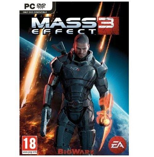 Mass Effect 3 dématerialisé sur PC (Origin)