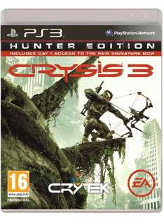 Crysis 3 - Hunter Edition sur PS3