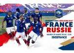 Billet pour le Match Amical France - Russie du 29 mars