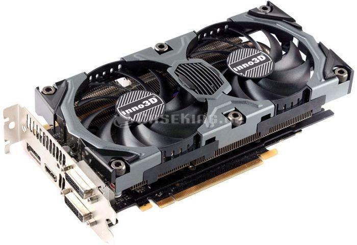 Carte Graphique Inno3D GeForce GTX 970 HerculeZ X2