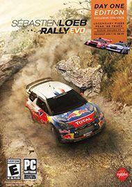 Sebastien Loeb Rally Evo sur PC (Dématérialisé - Steam)