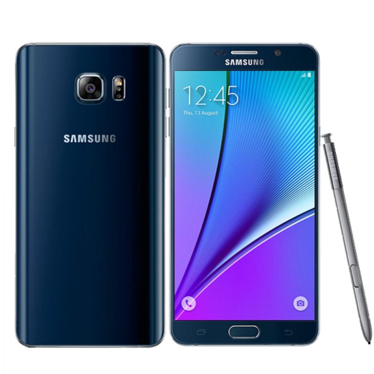 """Smartphone 5.7"""" Samsung Galaxy Note 5 N920C 4G   - 32 Go"""