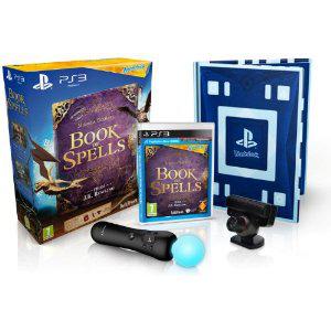 Book of Spells + Wonderbook + Pack découverte (PlayStation Move + Caméra inclus)