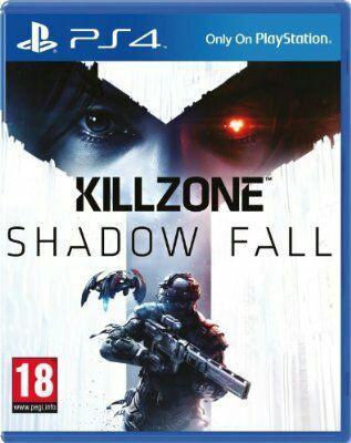 Killzone Shadow Fall sur PS4 (en anglais)