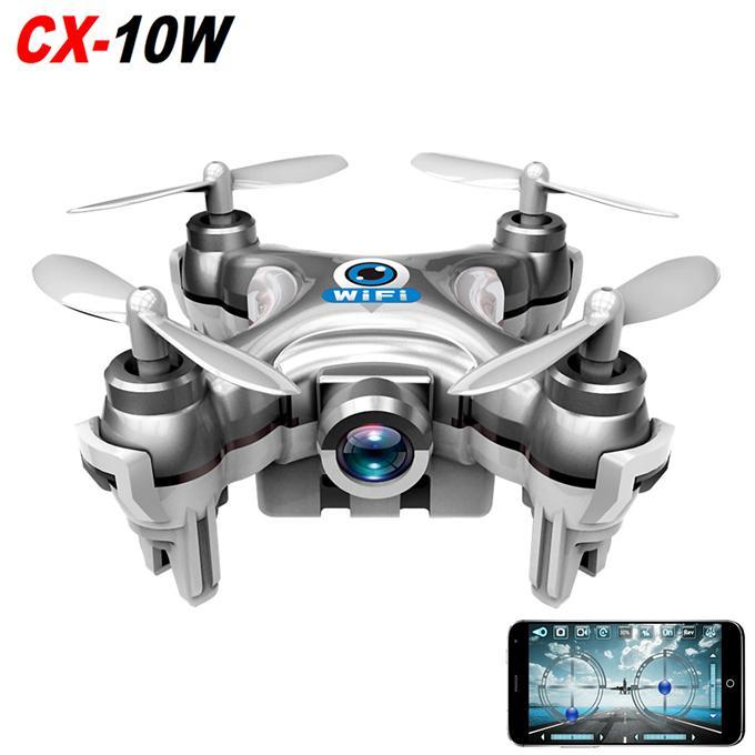 Mini drone CX-10W - Wifi avec caméra