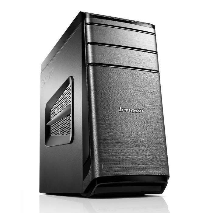 PC de bureau Lenovo Ideacentre 700-25ISH - Intel i5-6400, 8 Go de Ram, 1 To + 8 Go SSD, GeForce GTX 750 Ti