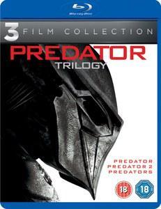 Blu-ray Predator Trilogy