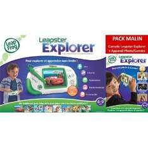 baisse du prix Leapster Explorer + Caméra (avec ODR 20€)