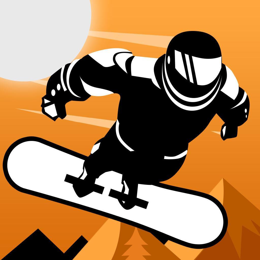 Krashlander - Ski, Jump, Crash ! gratuit sur iOS (au lieu de 1.99 €)