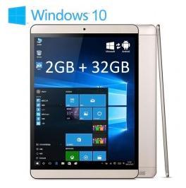 "Tablette 9.7"" Onda V919 Air Windows 10 + Android 4.4  (Z3735F, 2 Go Ram, 32 Go Rom)"