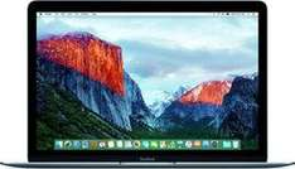 "PC Portable 12"" Apple MacBook Retina Gris Sidéral - Intel Core M, RAM 8Go, 256Go SSD"