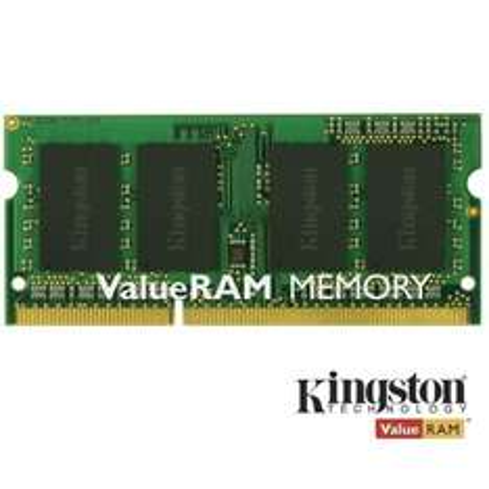 Barrette Mémoire Kingston 8 Go DDR3 SoDimm 1600MHz CL11