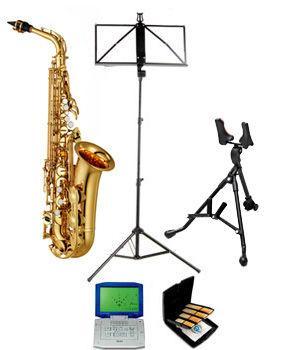 Set Saxophone Yamaha YAS-280 + accessoires