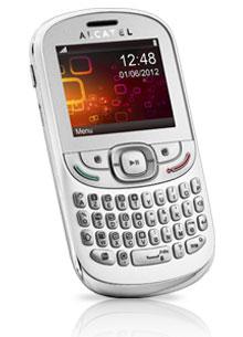 Dès 19h : Téléphone Alcatel OT 358 Blanc