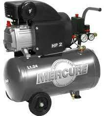 Compresseur Mercure - 50L, 2HP