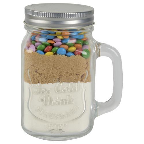 Mélange pour cookie dans un Verre Jar