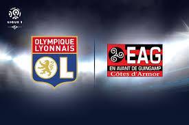 Place pour le match de Football : Olympique Lyonnais - Guingamp le 06 Mars au Stade des Lumieres