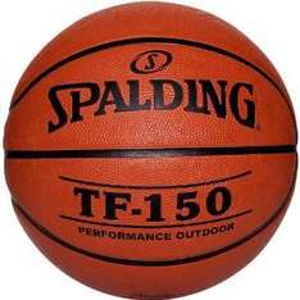 Ballon de basket-ball Spalding TF150 Out - Taille 7