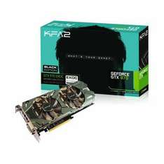 Carte graphique KFA2 GeForce GTX 970 EXOC Black Edition - 4 Go + Tom Clancy's The Division offert