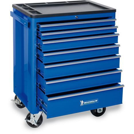 Servante d'atelier pro Michelin 7 tiroirs