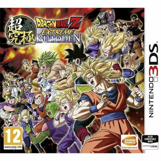 [Cdiscount à volonté] Dragon Ball Z Extreme Butoden (3DS)
