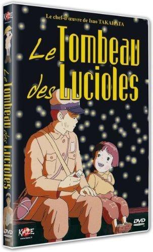 DVD Le Tombeau des Lucioles