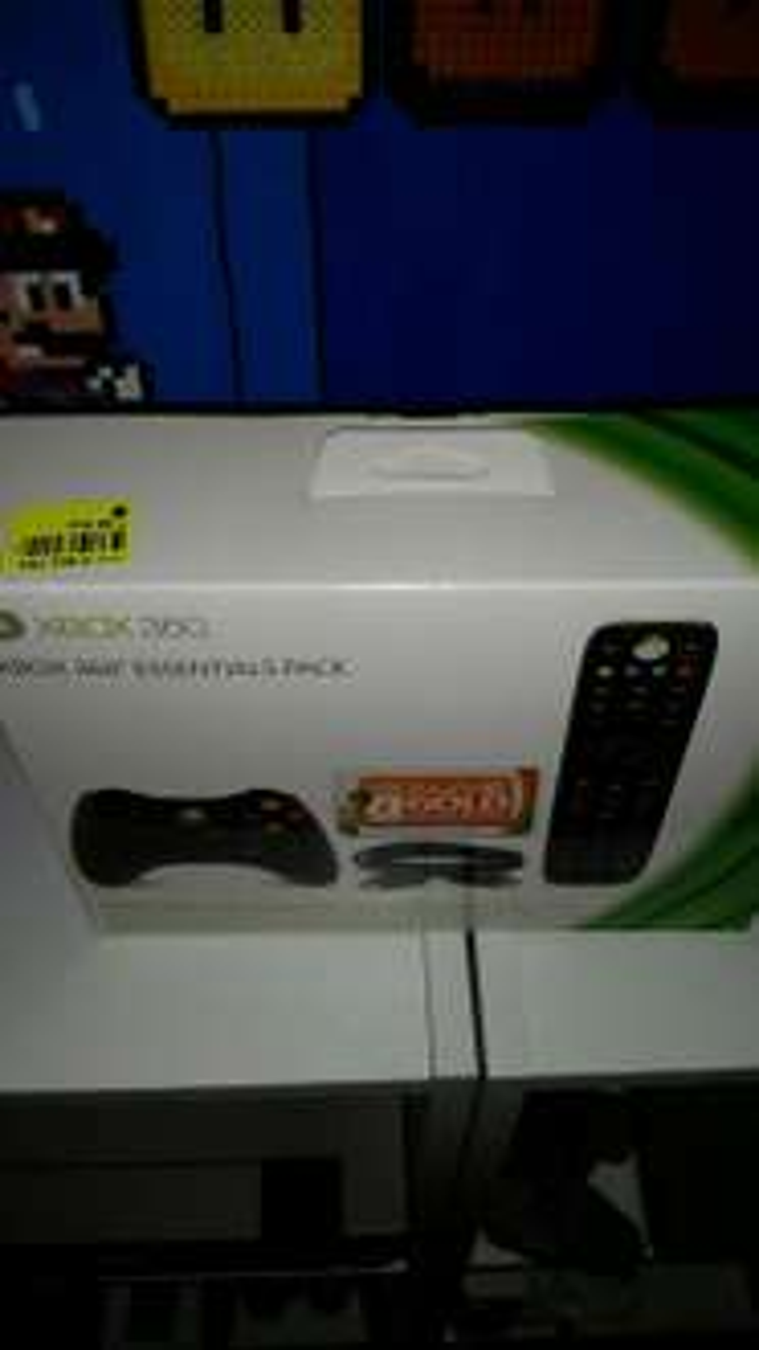 Pack Manette sans fil et Télécommande Xbox 360 + Câble HDMI + Xbox Live Gold 3 mois