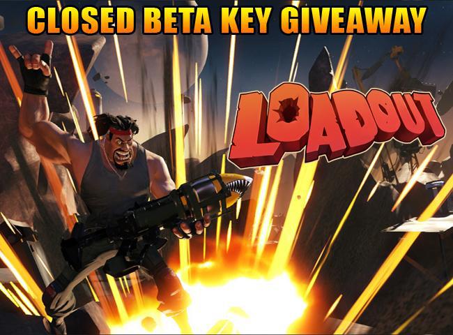 [PC/Steam] Clé gratuite pour la Bêta fermée de Loadout [1090/2100 clés encore disponibles]