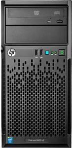 Micro Serveur HP ProLiant ML10V2 - Pentium G3240 3,1GHz, RAM 4Go