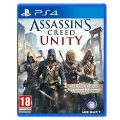 Assassin's Creed Unity sur PlayStation 4