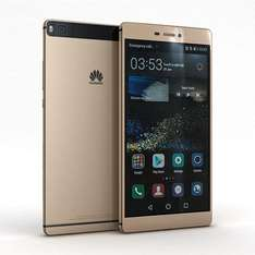 """Smartphone 5.2"""" Huawei P8 16 Go - Champagne Gold"""