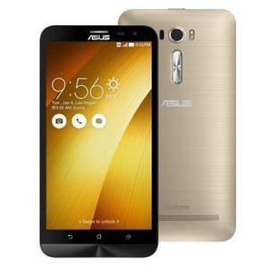 """Smartphone 6"""" Asus Zenfone 2 ZE601KL - Dual Sim, 32 Go, 4G, Coloris Or + 26,91€ en bon d'achat"""