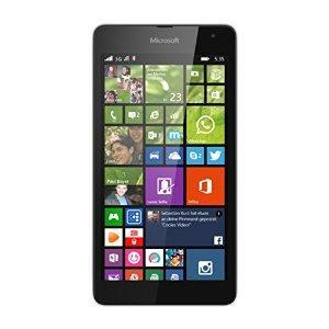 Smartphone 5'' Microsoft Lumia 535 - Blanc