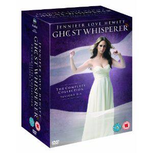 Integrale Ghost Whisperer DVD