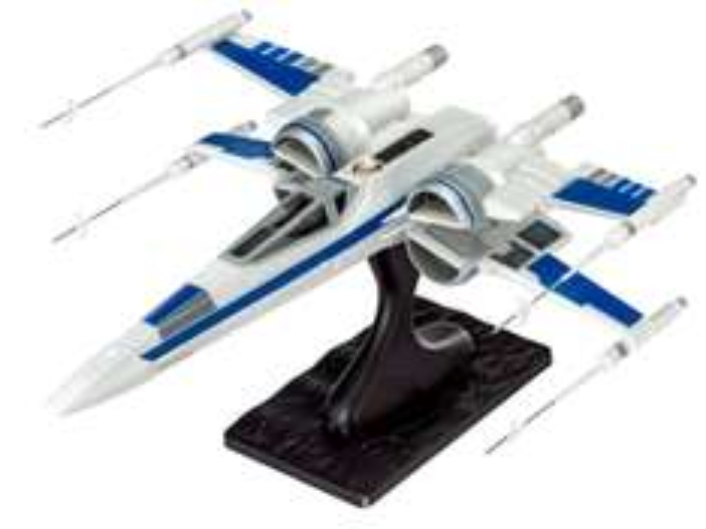 Promotion sur une sélection de kits Revell Star Wars - Ex: Revell Easykit 06696 - Star Wars Resistance X-Wing Fighter
