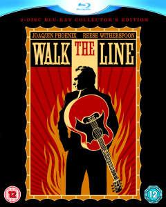 Walk The Line Blu-ray (film sur Johnny Cash)