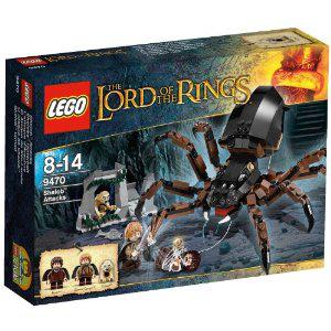 Lego Sets du seigneur des anneaux - 9470 - L'attaque d'Arachne