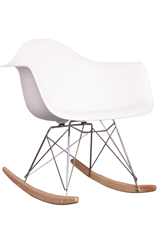Fauteuil à bascule rocker RAR inspiré par Charles Eames
