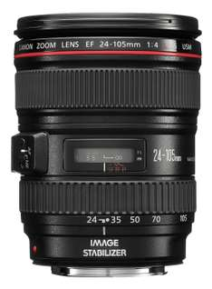 Objectif Canon EF 24-105 mm f/4.0 L IS USM