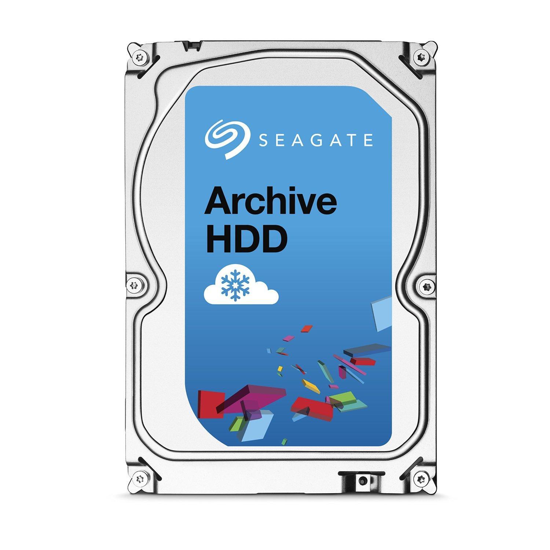 """Disque dur interne 3,5"""" Seagate Archive V2 (128 Mo, 5900 rpm) - 8 To"""